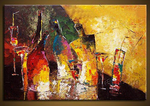 Modern Oil Painting Abstract Oil Painting Modern Art