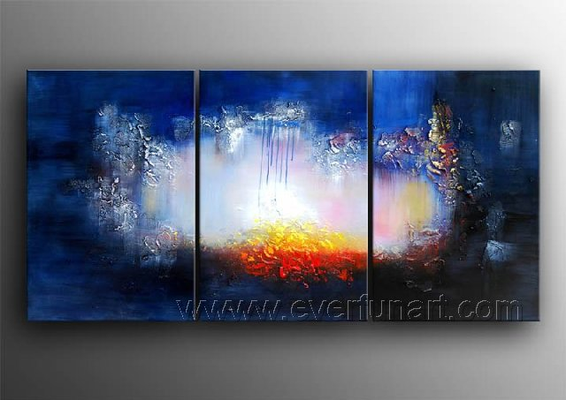 Canvas oil painting modern painitng modern art abstract art for Contemporary oil paintings